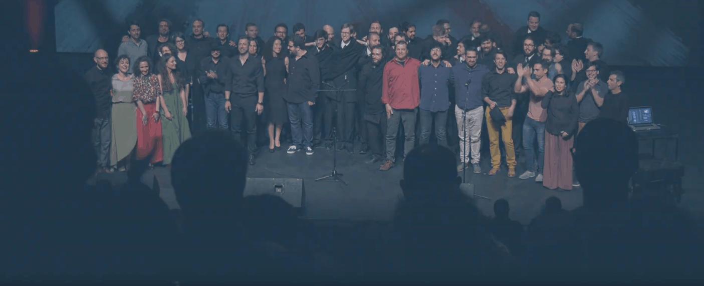 Cantar Abril – Em palco com os vencedores