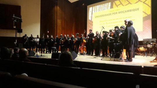 Universidade por Moçambique – Concerto Solidário